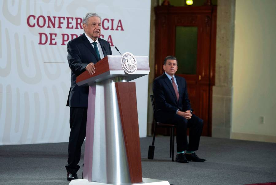 NO AL COLONIALISMO NI AL SOMETIMIENTO: AMLO