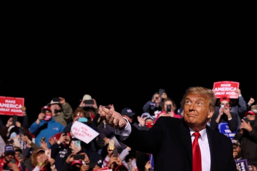 Encuesta revela que empresarios mexicanos prefieren a Donald Trump