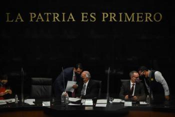 """López-Gatell afirma que senadores de oposición sufren """"disonancia cognitiva"""""""
