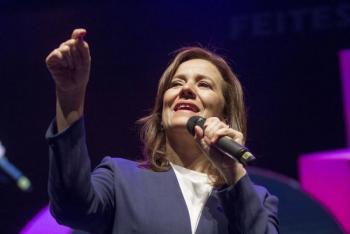 """""""Lo que nos pase a nosotros, los siguientes son ellos"""", advierte Margarita Zavala a fuerzas de oposición"""