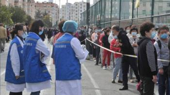 China aplica test masivos a 9  millones de habitantes por Covid