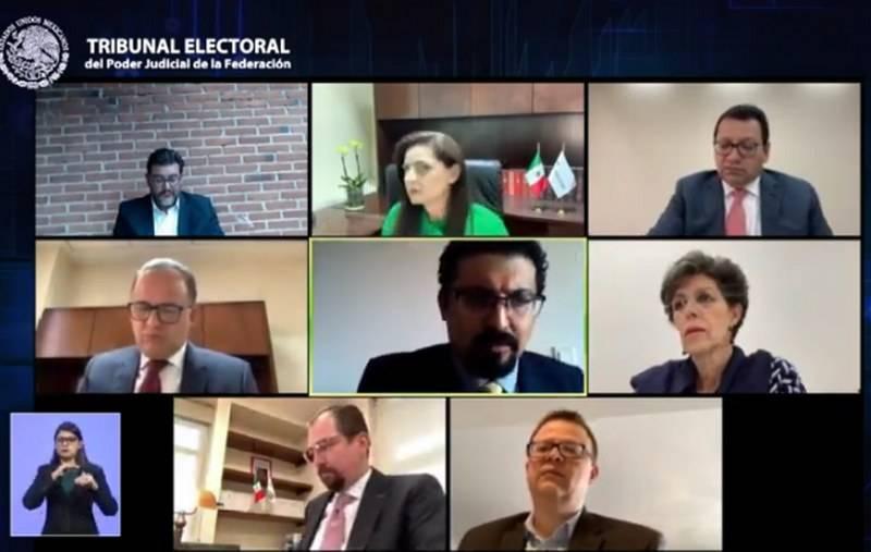 Confirma TEPJF negativa de registro como partido a Grupo Social Promotor de México