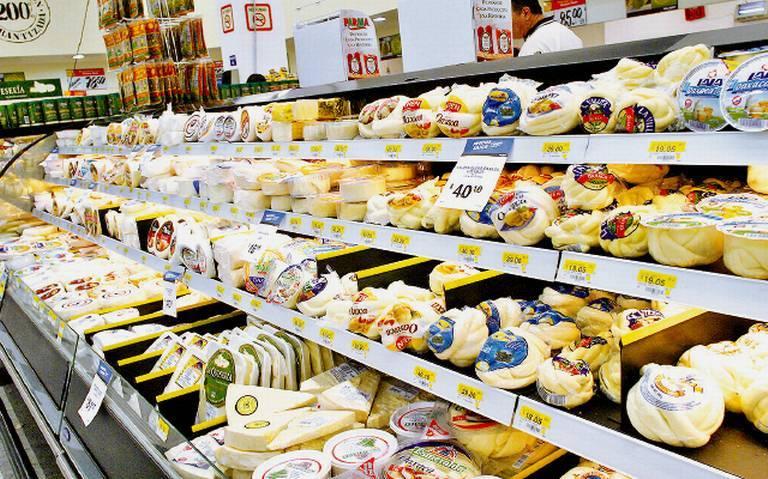 Gobierno prohíbe venta de quesos de Fud, Nochebuena, Philadelphia y otras marcas