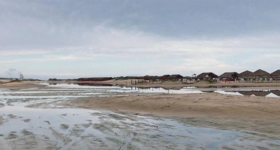 Autoridades posponen reapertura de las playas Miramar y Tesoro, en Tamaulipas