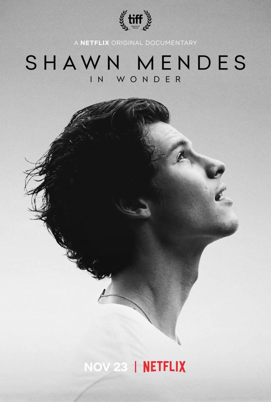 Shawn Mendes anuncia su documental 'In Wonder'