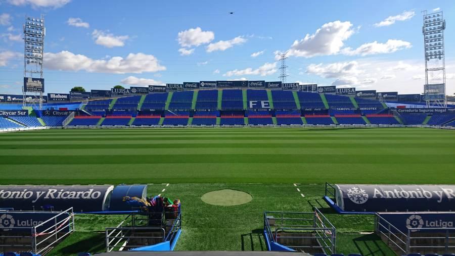 Getafe modificará su nombre para el partido contra Barcelona