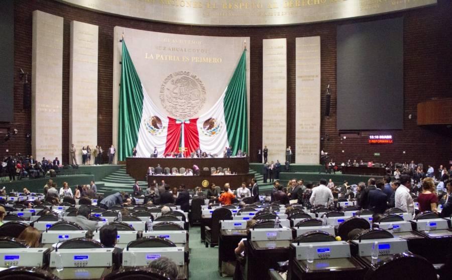 Firman acuerdo de civilidad para respetar a funcionarios que comparezcan en Cámara de Diputados