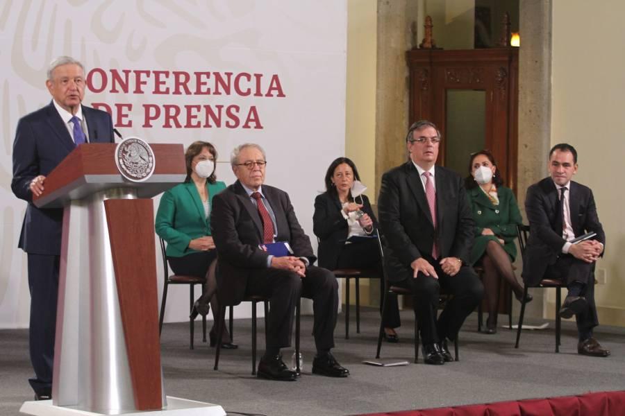 México amarra pronto acceso a vacuna Covid-19