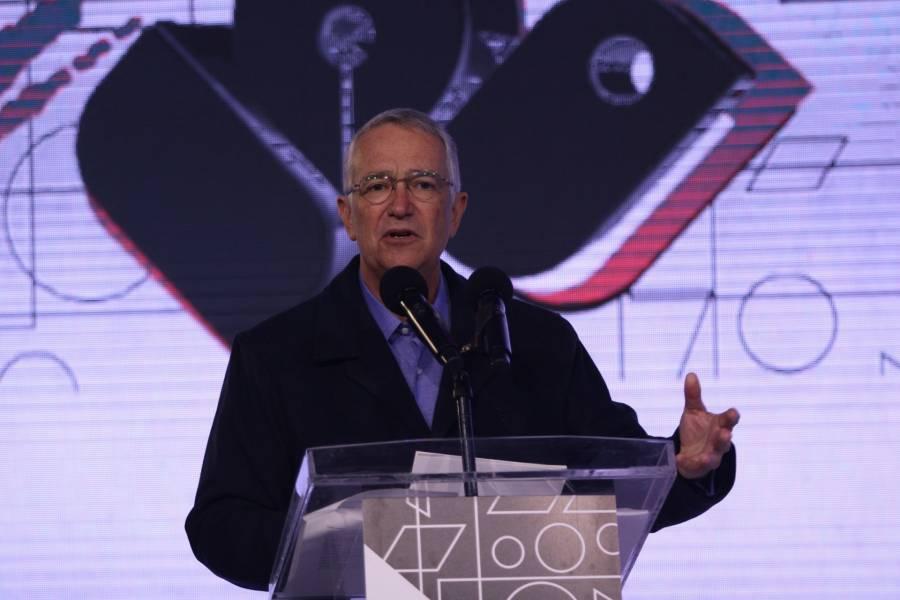 El empresario Ricardo Salinas Pliego da positivo a coronavirus