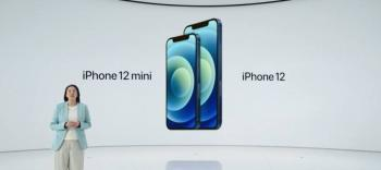 Apple devela el iPhone 12 y equipos de bajo costo