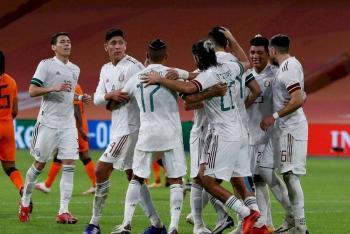 Selección Mexicana se enfrentará a Japón y Corea del Sur en noviembre