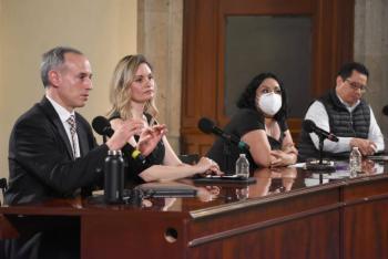 Registran ligero incremento de hospitalizados por Covid