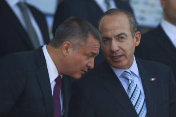 SHCP investiga contratos millonarios con Nunvav INC, ligada a García Luna