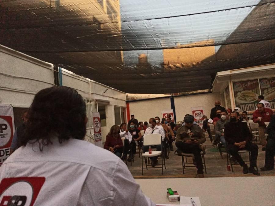 Una vez ratificado el registro de RSP como partido político, se preparan para hacerlo en la CDMX