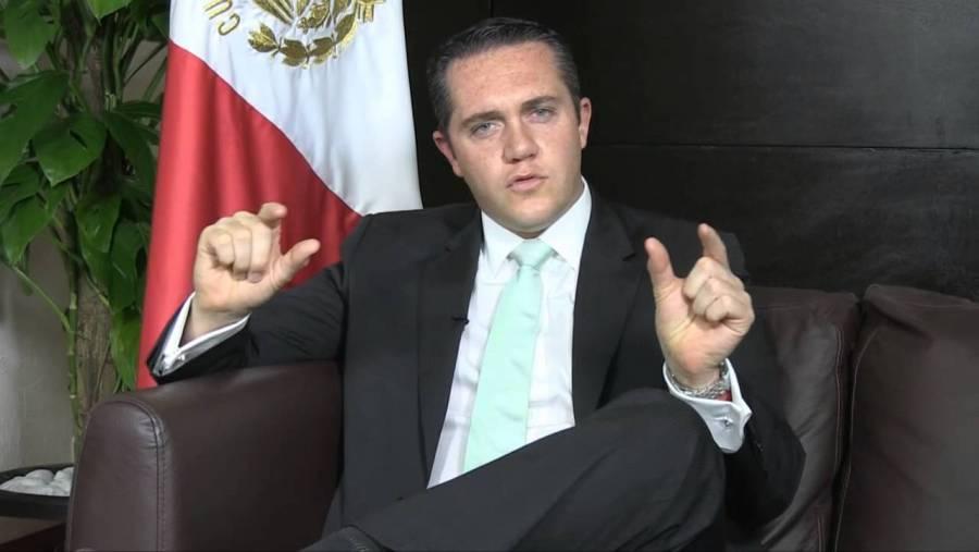 PRI CDMX aprueba comparecencia de Adrián Rubalcava