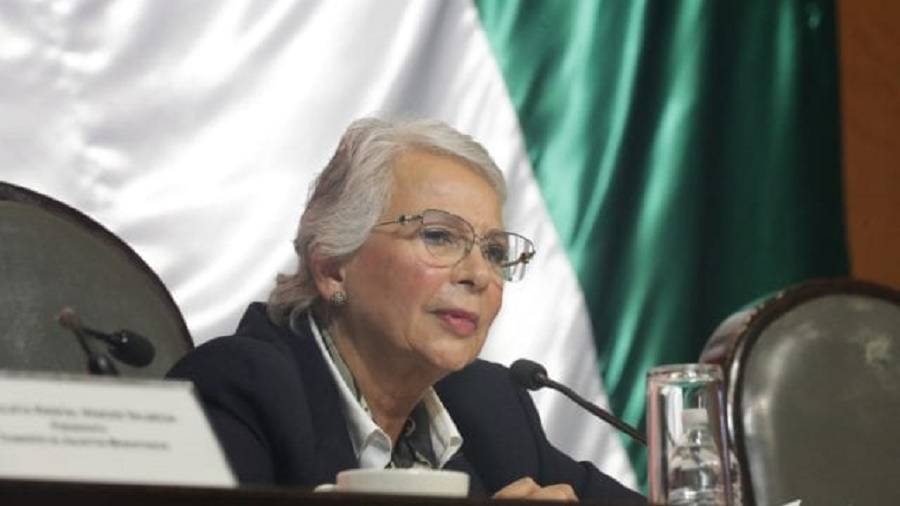 Violencia contra mujeres no disminuyó durante la epidemia: Sánchez Cordero