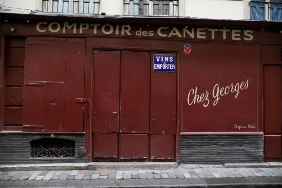 Francia impone toque de  queda en París ante rebrote