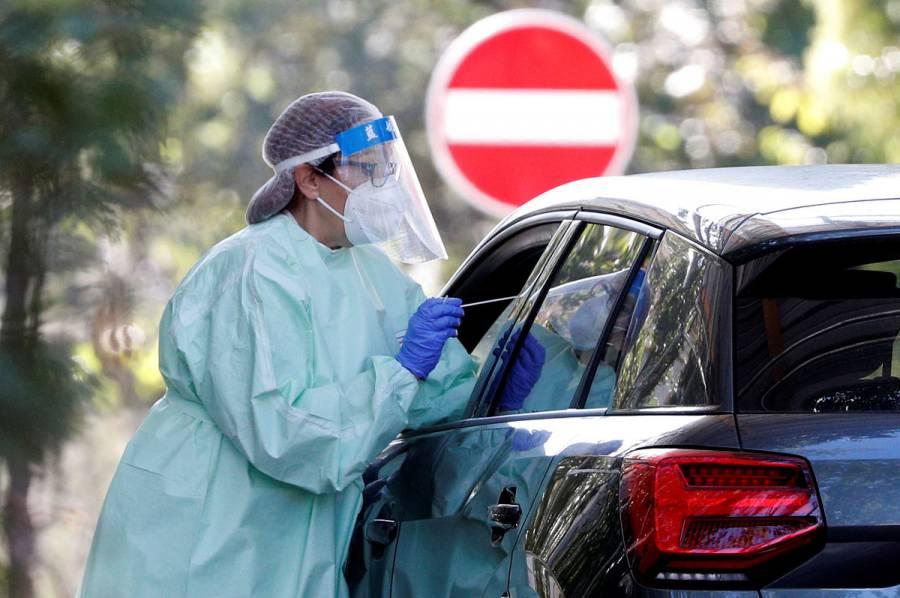 Emiten alerta en Norte de Italia por repunte de casos de Covid-19