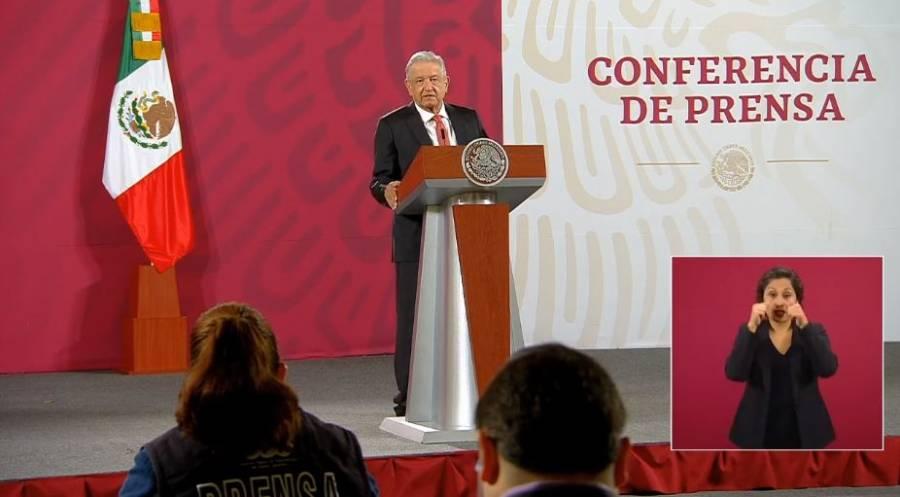 Resolver diferencias a través de encuesta, pide AMLO a Mario Delgado y Porfirio Muñoz Ledo