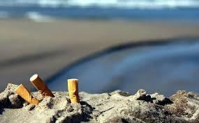 Diputados del Verde y Morena proponen iniciativa para que no se pueda fumar en playas