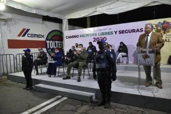 Con policías e iluminación, Iztapalapa aplicará programa de seguridad en los ocho barrios