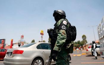 Juez declara inconstitucional acuerdo para que Fuerza Armadas participen en seguridad pública
