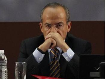 Felipe Calderón critica a TEPJF por negarle registro a México Libre, acusa de sólo beneficiar a partidos afines a AMLO