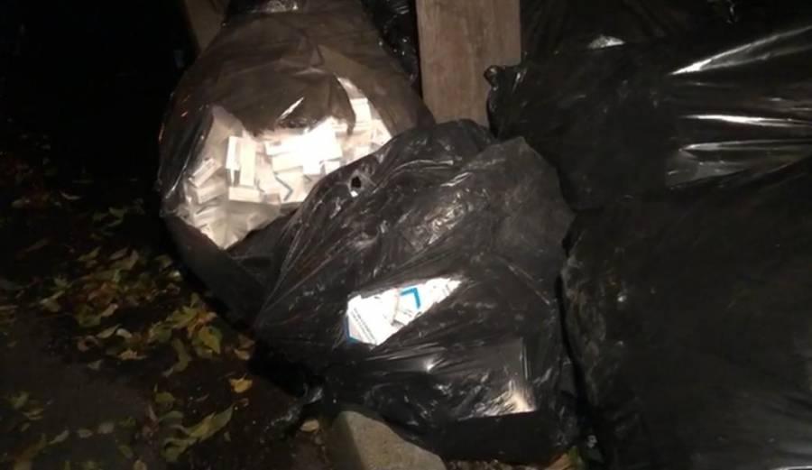 Fiscalía confirma que medicamentos hallados en Azcapotzalco corresponden a los robados en Novag Infancia
