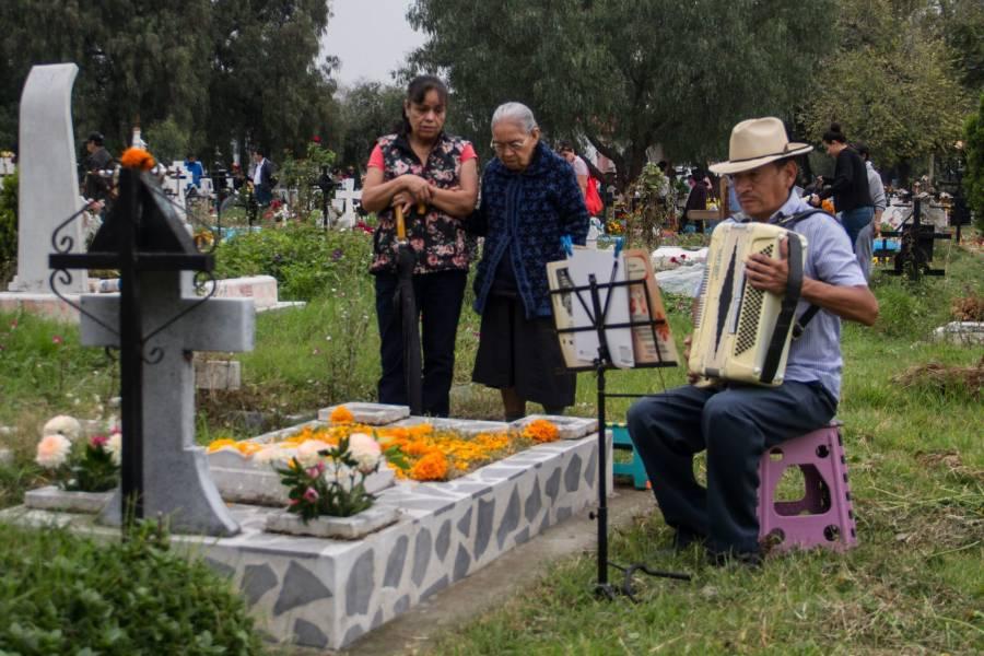 Panteones de Cuajimalpa permanecerán cerrados en Día de Muertos