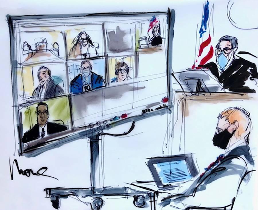 Audiencia de Cienfuegos duró 6 minutos, sólo comentaron los cargos por los que se le acusa