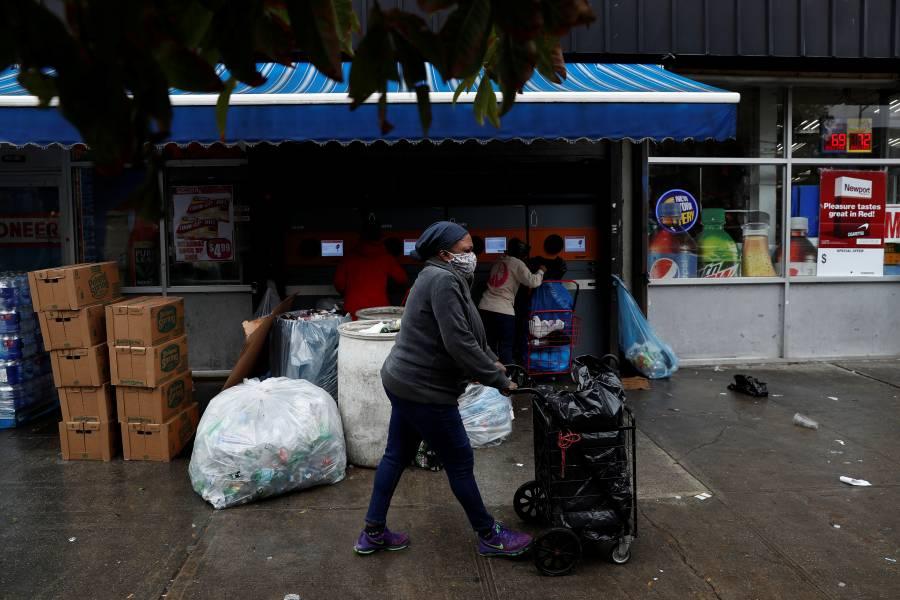 EU registra más de 8 millones de pobres desde marzo