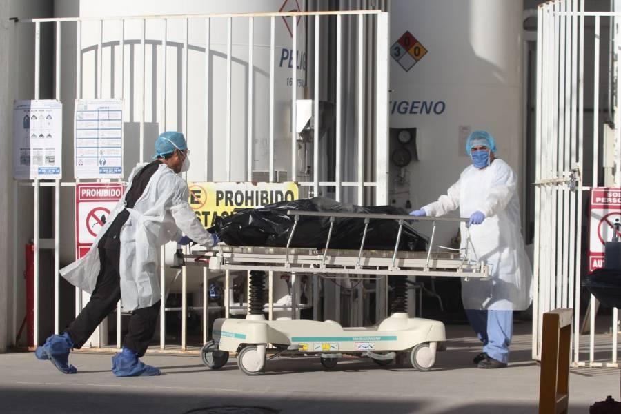 Supera México las 85 mil muertes por Covid