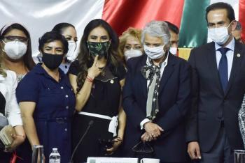 Segob reitera que violencia contra mujeres no bajó en pandemia