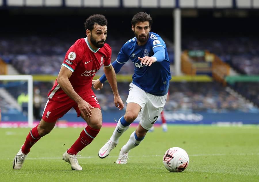 Everton y Liverpool reparten puntos en el derbi de Merseyside
