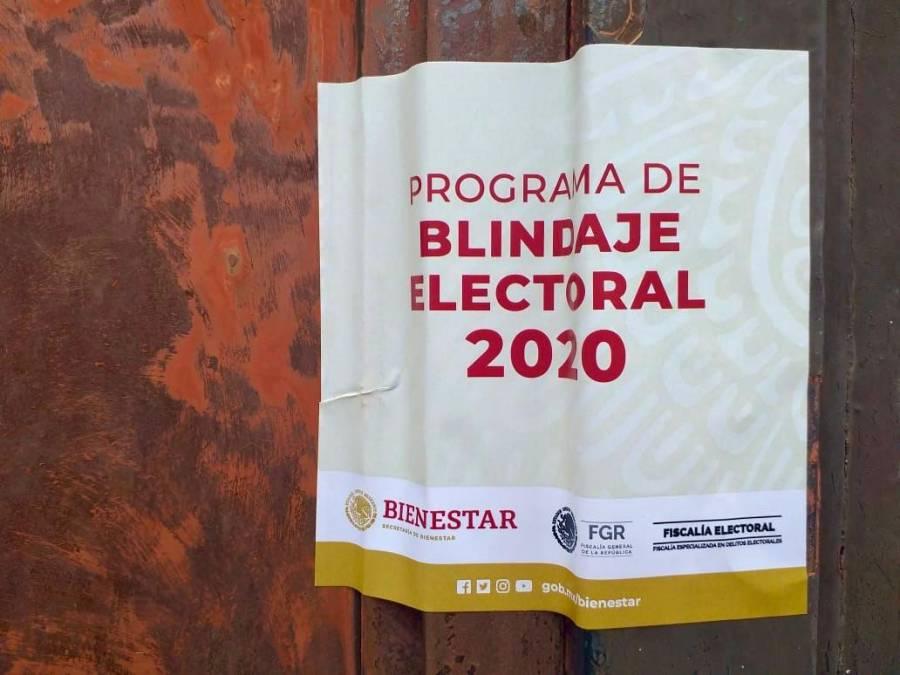 Secretaría de Bienestar, resguarda inmuebles y vehículos por elecciones en Hidalgo y Coahuila