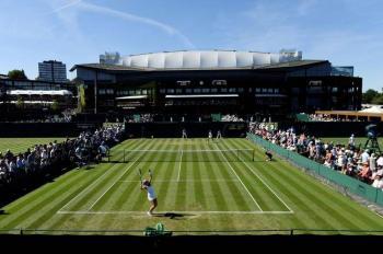 Wimbledon podría organizar edición 2021 sin público, dicen organizadores