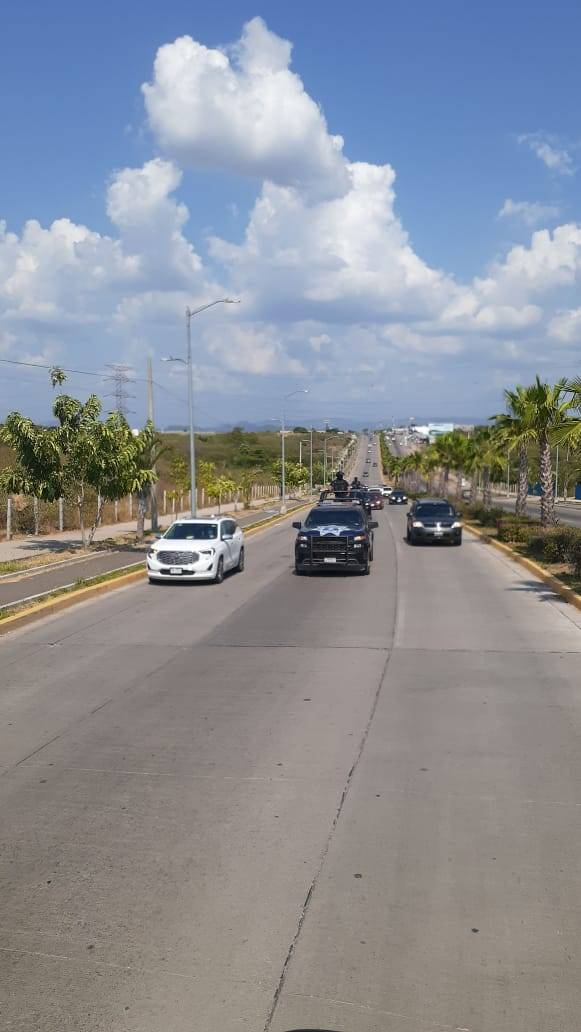 Despliegan operativo en Culiacán por convocatoria 'Ovidio Fest'