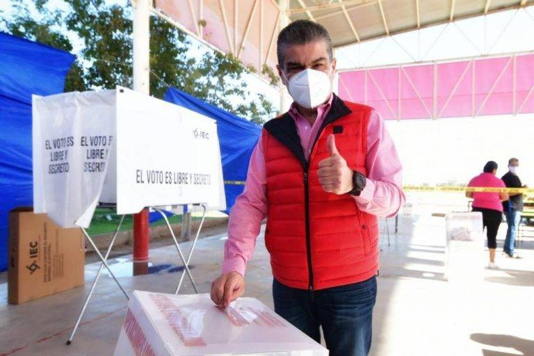 Se mantiene seguridad sanitaria en proceso electoral de Coahuila: MARS