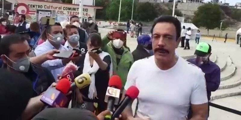 En paz y con medidas sanitarias se realiza proceso electoral en Hidalgo