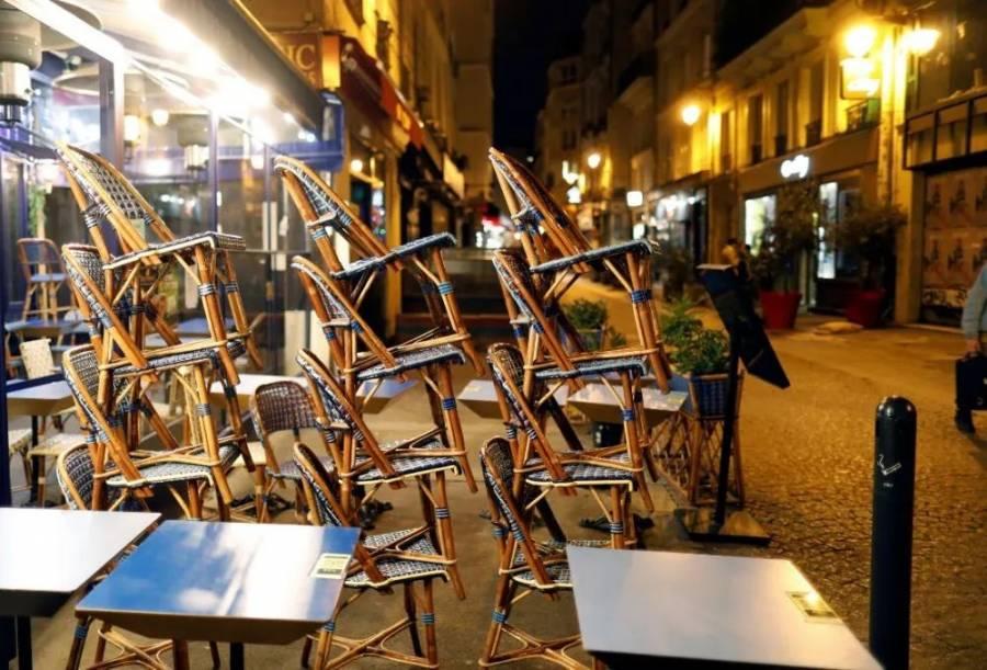 Inicia toque de queda en ciudades de Francia por Covid-19