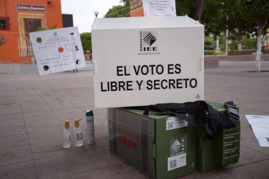 Este domingo se realizan elecciones en Hidalgo y Coahuila en medio de la pandemia