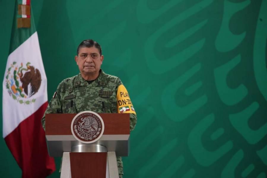 Luis Cresencio Sandoval niega que padezca COVID-19