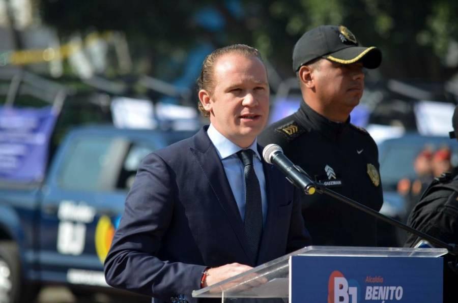 Alcaldía Benito Juárez de las más seguras en la CDMX, revela INEGI