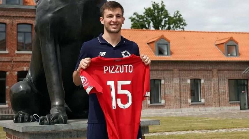 Lille descarta a Eugenio Pizzuto para la fase de grupos de la Europa League