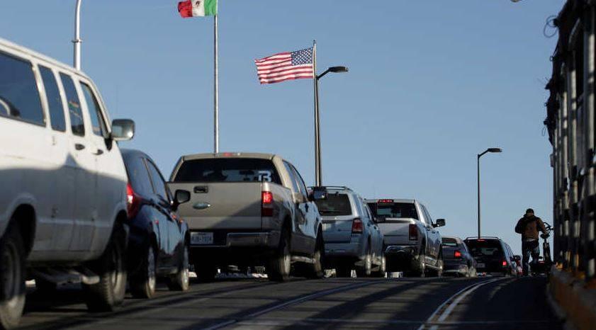 EEUU extiende cierre fronterizo con Canadá y México hasta el 21 de noviembre