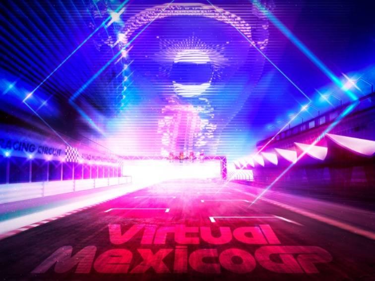 Habrá GP de México de la F1, pero en formato virtual