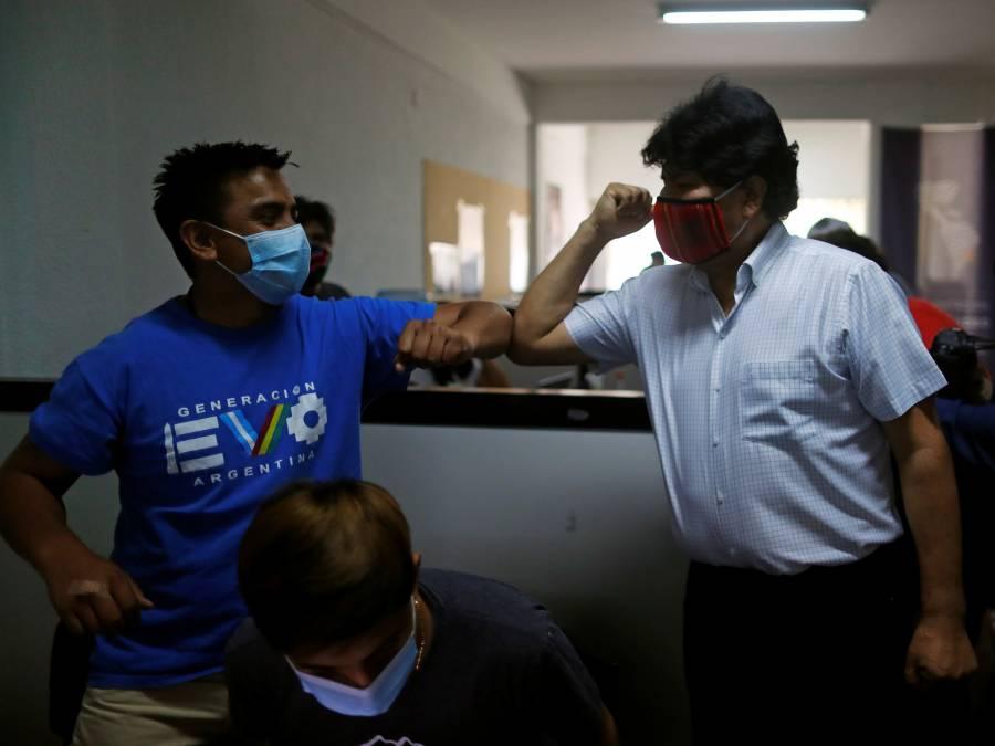 Bolivia vuelve a las casillas  tras el golpe de Estado