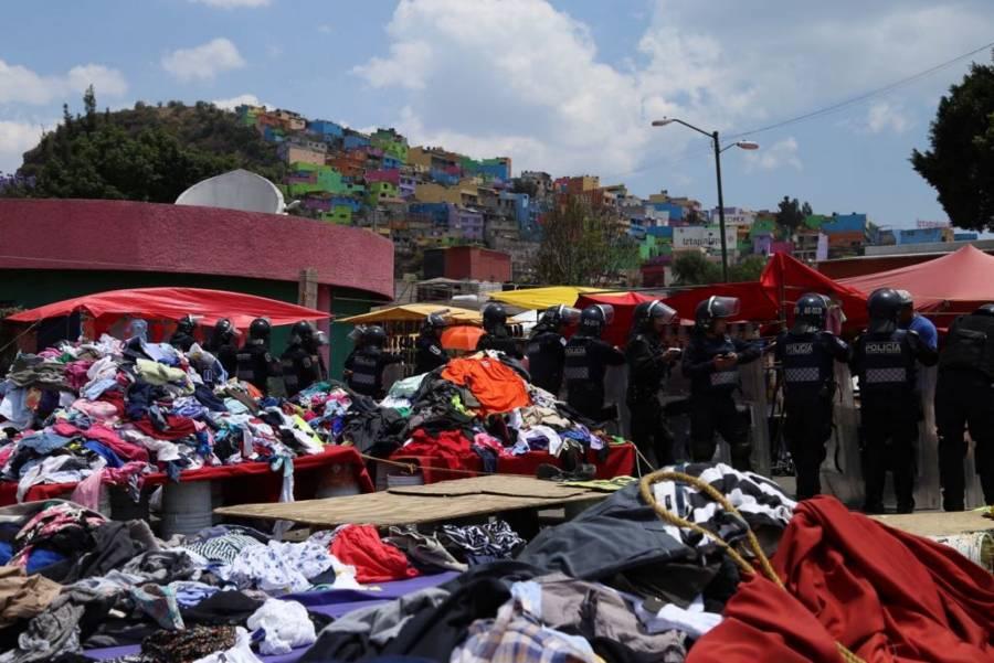 CDMX: Nuevamente habrá operativos en contra de la venta de medicamentos en tianguis