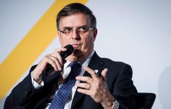 Marcelo Ebrard felicita Luis Arce por triunfo presidencial en Bolivia