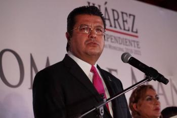 Por segunda ocasión, alcalde de Ciudad Juárez da positivo a coronavirus